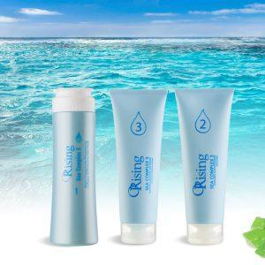Orising sea complex 3 zestaw produktów trychologicznych od Rising